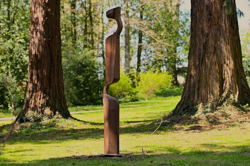"""""""Stele II"""" von Hansjürgen Vogel"""