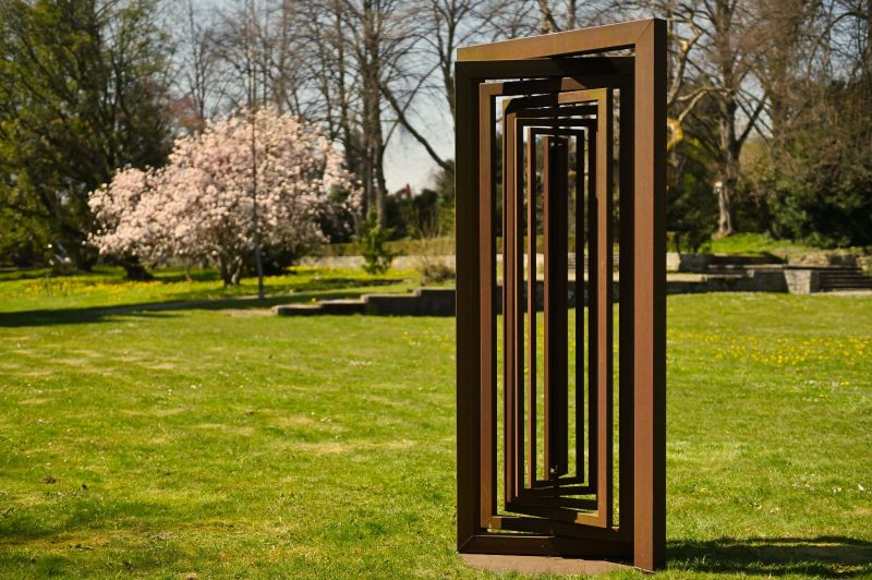 """Tür Drzwi"" von Thomas Lenhart"