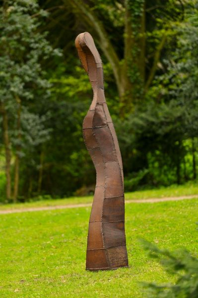 """""""Stele I"""" von Hansjürgen Vogel"""